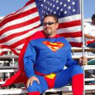 Superman at the Races