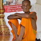 Elderly Monk