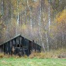 October barn