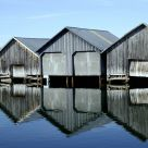 Aland boathouses