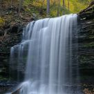 Harrison Falls, Ricketts Glen State Park