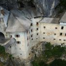 The Predjama castle