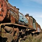Decommissioned Steamer