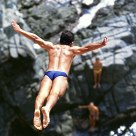 Cliff Diving from 130 feet at La Quebrada