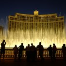 The Musical Fountains of Bellagio