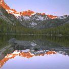 Lake Stuart Reflection