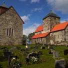 Norwegian stone churches