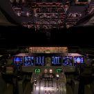 McDonnell Douglas MD-11 Cockpit