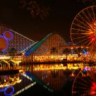 Paradise Pier, Night