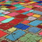 Walkway of Colors