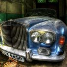 The old Rolls-Royce.