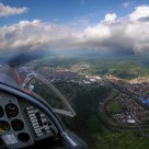 Flight over Murg Valley