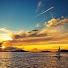 A Zlarin sunset