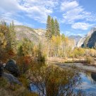 Merced River, Fall