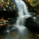 Small Falls in Autumn