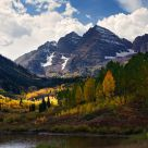 Autumn Afternoon - Maroon Bells