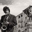 Segovia Sax Man