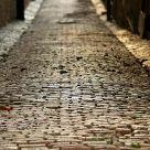 ..medieval street..