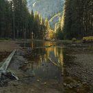 Fall River Reflection