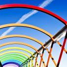 Arco Iris metálico / Metallic Rainbow