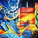 Bat-bike