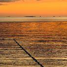 Sunset at Killbear