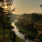 Derzha river