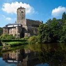 Kost Castle Reflexion