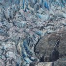 The Mighty Mendenhall Glacier