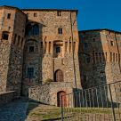 The castle of Rocca Fregoso