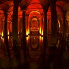 Underground Water Reflection
