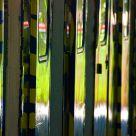 Reflective doors