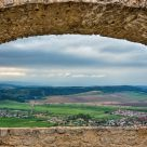 View from Castle in Europe