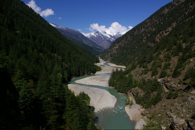 Harshil Valley