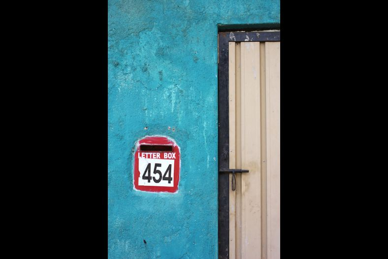 Letter Box 454