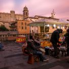 Christmas market at Bracciano