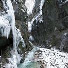 Iced Partnachklamm