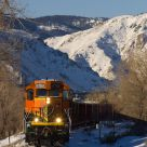 BNSF at Golden