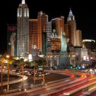 New York, New York - Vegas At Night