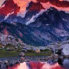 Shuksan Alpine Glow
