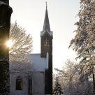 Kooger kerk, Zuid-Scharwoude, Holland