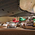 Inside Mercedes Museum