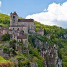 Petit Village en France