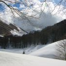 Winter in Abruzzo