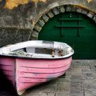 la barca rosa