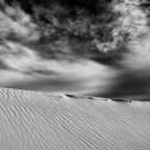 Dune And Sky