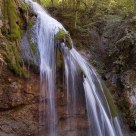 Waterfall Dzhur-dzhur