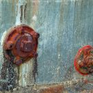 Rusted Fittings
