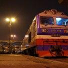night train to Hue