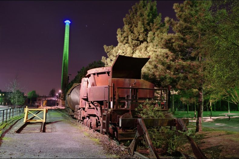 Landschaftspark Duisburg-Nord